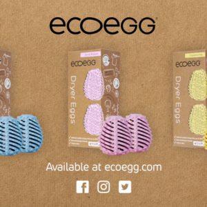 ecoegg Dryer Eggs: egg shaped dryer balls