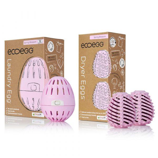 ecoegg Laundry and Dryer Egg Bundle
